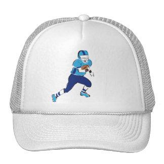Football Player Trucker Hat