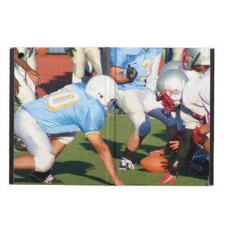 Football players case for iPad air