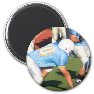 Football players magnet