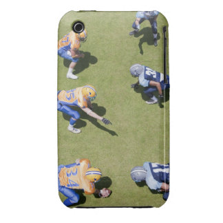 Football players playing football iPhone 3 covers