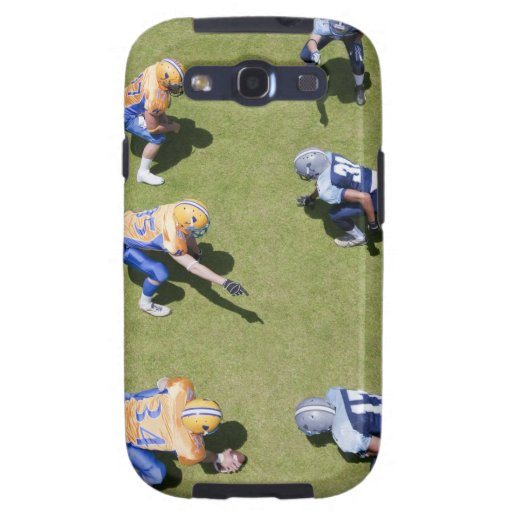 Football players playing football galaxy s3 covers