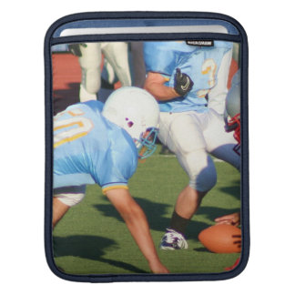 Football players sleeves for iPads