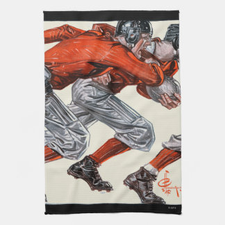 Football Players Towel