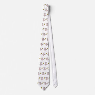 football playing pig neck tie