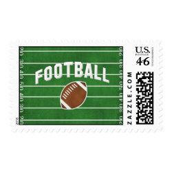 Football stamp