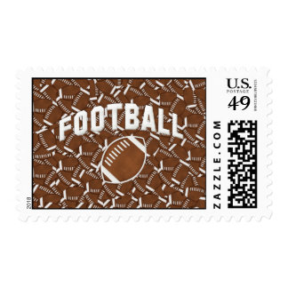 Football Postage Stamps