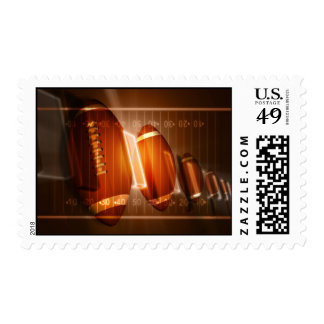 football_postage stamps