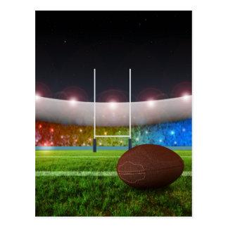football post cards