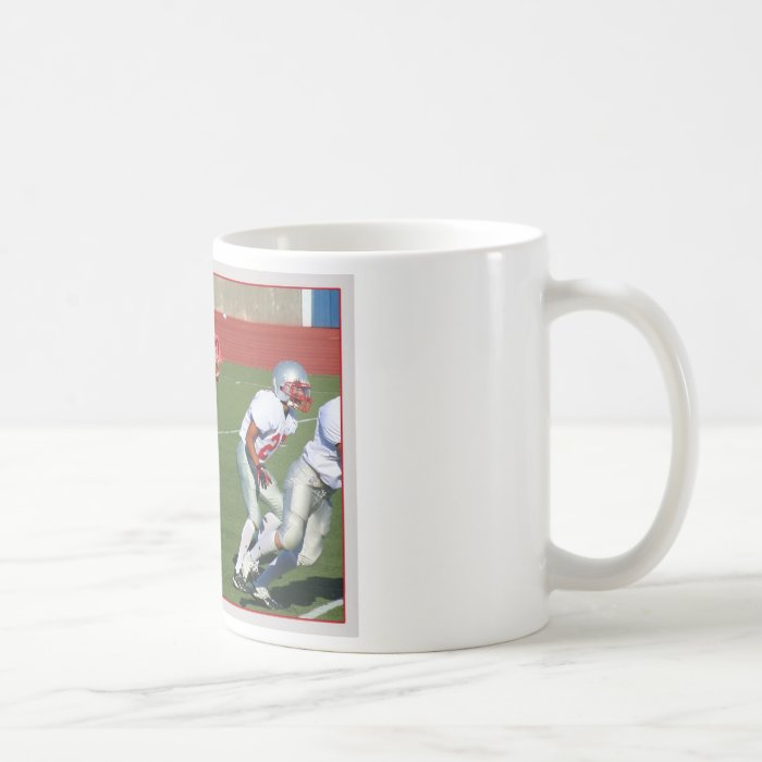 Football Quarterback Coffee Mug
