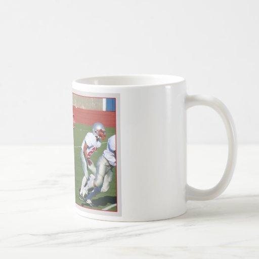 Football Quarterback Coffee Mugs