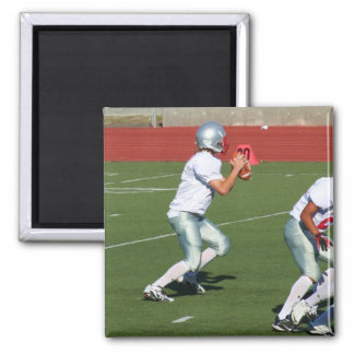 Football Quarterback magnet