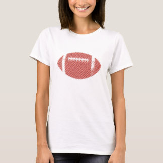 Football Red and Yellow T-Shirt