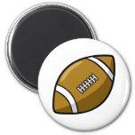 football refrigerator magnet