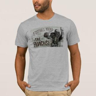 Football Rocks! The Franchise! T-Shirt