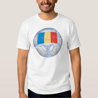 Football Romania T-shirt