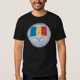 Football Romania Tee Shirt