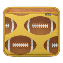 football rugby  sports sleeve for iPads