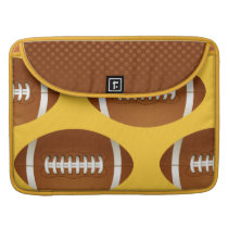 football rugby  sports sleeve for MacBooks