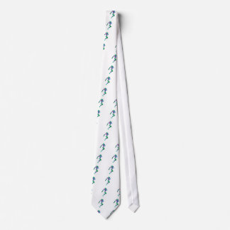 Football Runner Green Transp The MUSEUM Zazzle Gif Tie