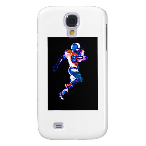Football Runner The MUSEUM Zazzle Gifts Galaxy S4 Cover