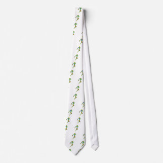 Football Runner YellowTransp The MUSEUM Zazzle Gif Tie