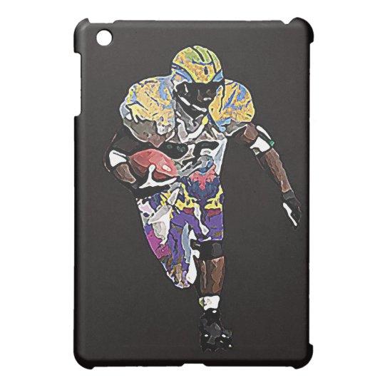 football, running back I-Pad- iPad Mini Case