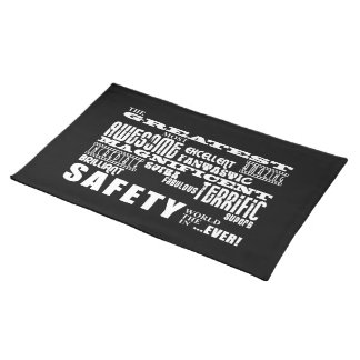 Football Safeties : Greatest Safety Placemats