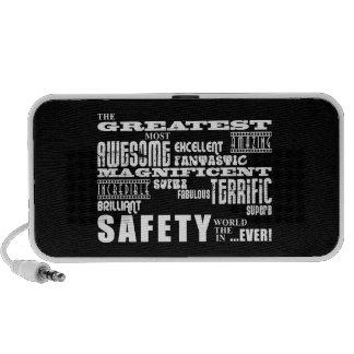 Football Safeties : Greatest Safety Mini Speaker
