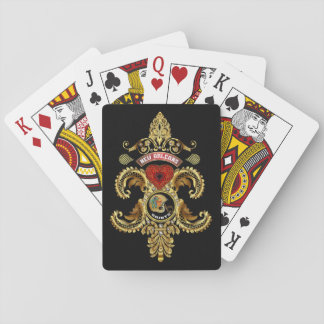 Football Saints Special Edition Read About Design Poker Deck
