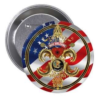 Football Saints Special Edition Read About Design Pinback Button