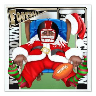 Football Santa - SRF Card