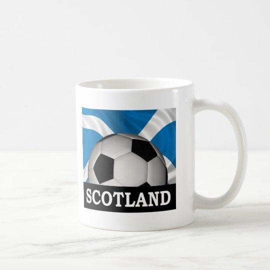 Football Scotland Coffee Mug