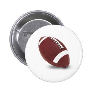 football season 2 inch round button