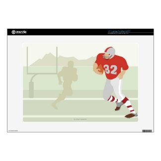 "Football 15"" Laptop Decal"