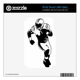 Football Skin For iPod Touch 4G