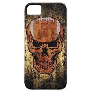 Football Skull iPhone 5 Cases