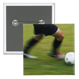 Football (Soccer) 6 Pinback Button