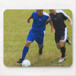 Football (Soccer) 8 Mouse Pad
