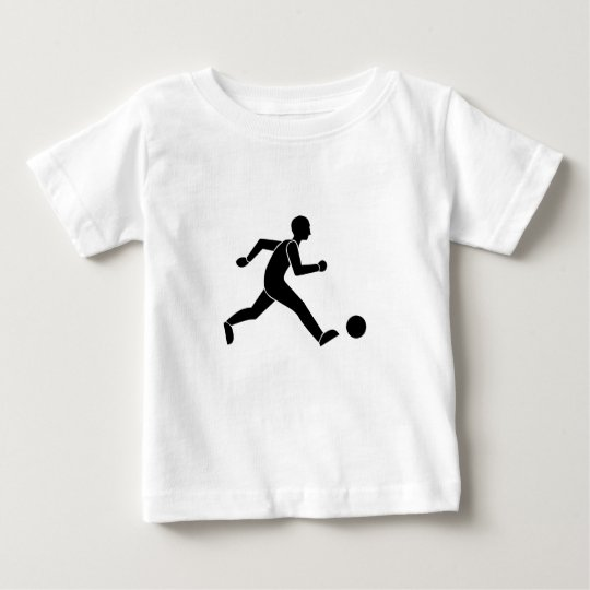 Football / soccer baby T-Shirt
