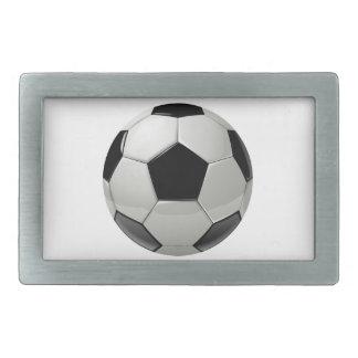 Football Soccer Ball Belt Buckle