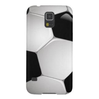 Football Soccer Ball Galaxy S5 Covers