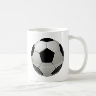 Football Soccer Ball Coffee Mug