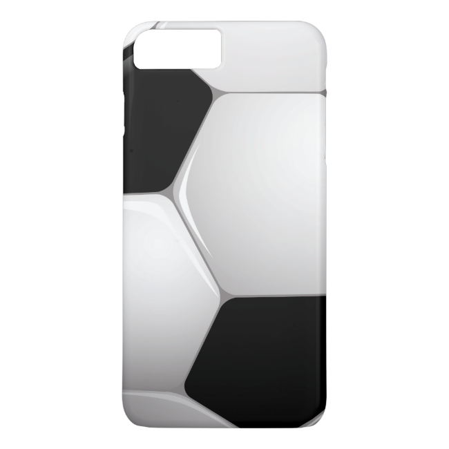 Football Soccer Ball iPhone 7 Plus Case