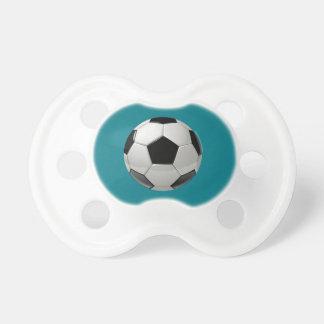 Football Soccer Ball BooginHead Pacifier