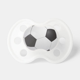 Football Soccer Ball Pacifiers