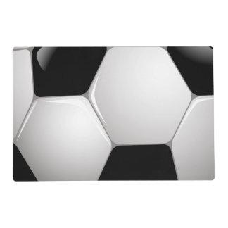 Football Soccer Ball Placemat