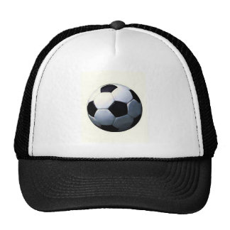 Football - Soccer Ball Trucker Hat