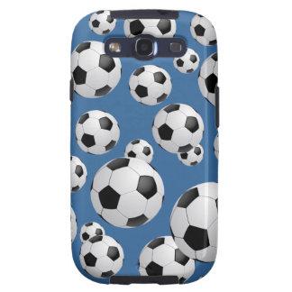 Football Soccer Balls Galaxy SIII Covers
