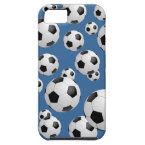 Football Soccer Balls iPhone 5 Cases