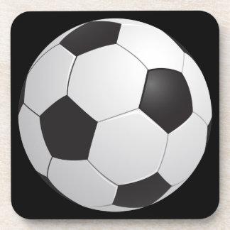 Football Soccer Cork Coaster